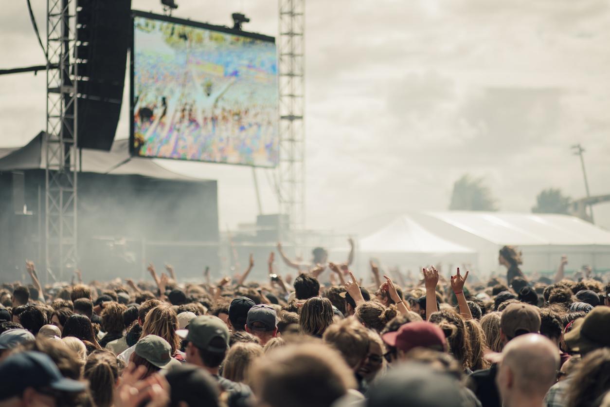 Sommerfestivals mit Atmosphäre